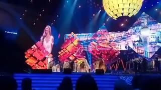 voice of astana 2018 yulianna karaulova