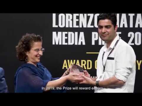 Lorenzo Natali Media Prize 2019