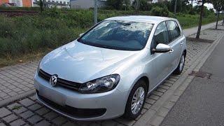 VW Golf VI 2.0 TDI Trendline (2009) - Vorstellung und Tour [Deutsch] [HD]