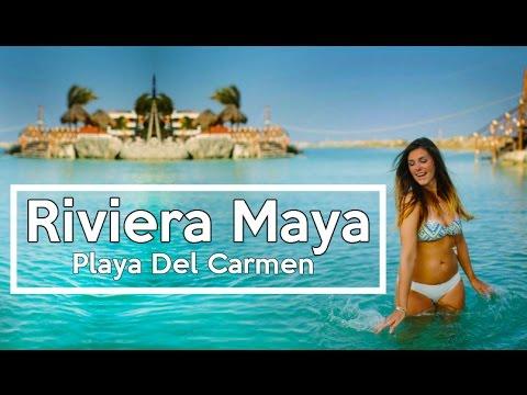 RIVIERA MAYA -playa del carmen Tour ( Humberto Resendiz )