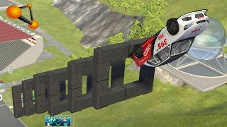 BeamNG.drive - Imposibble Stunt Fails