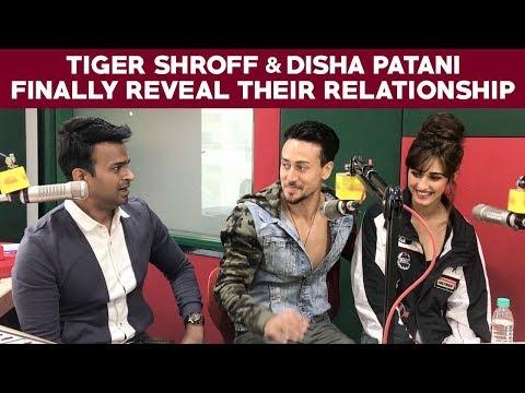 Tiger Shroff and Disha Patani finally reveal their relationship!