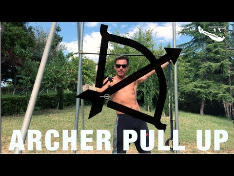 How to Archer/Typewriter Pull Up: Tutorial Bar & Rings