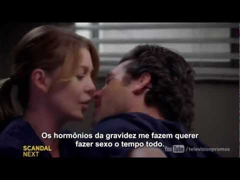 Grey's Anatomy 9.12 (Preview)