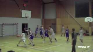preview picture of video 'MMBCJ 1 vs BC Hennebont 2 - LRM2 [Senior Masculin]'