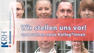 Warum im KRH Klinikum Großburgwedel durchstarten?