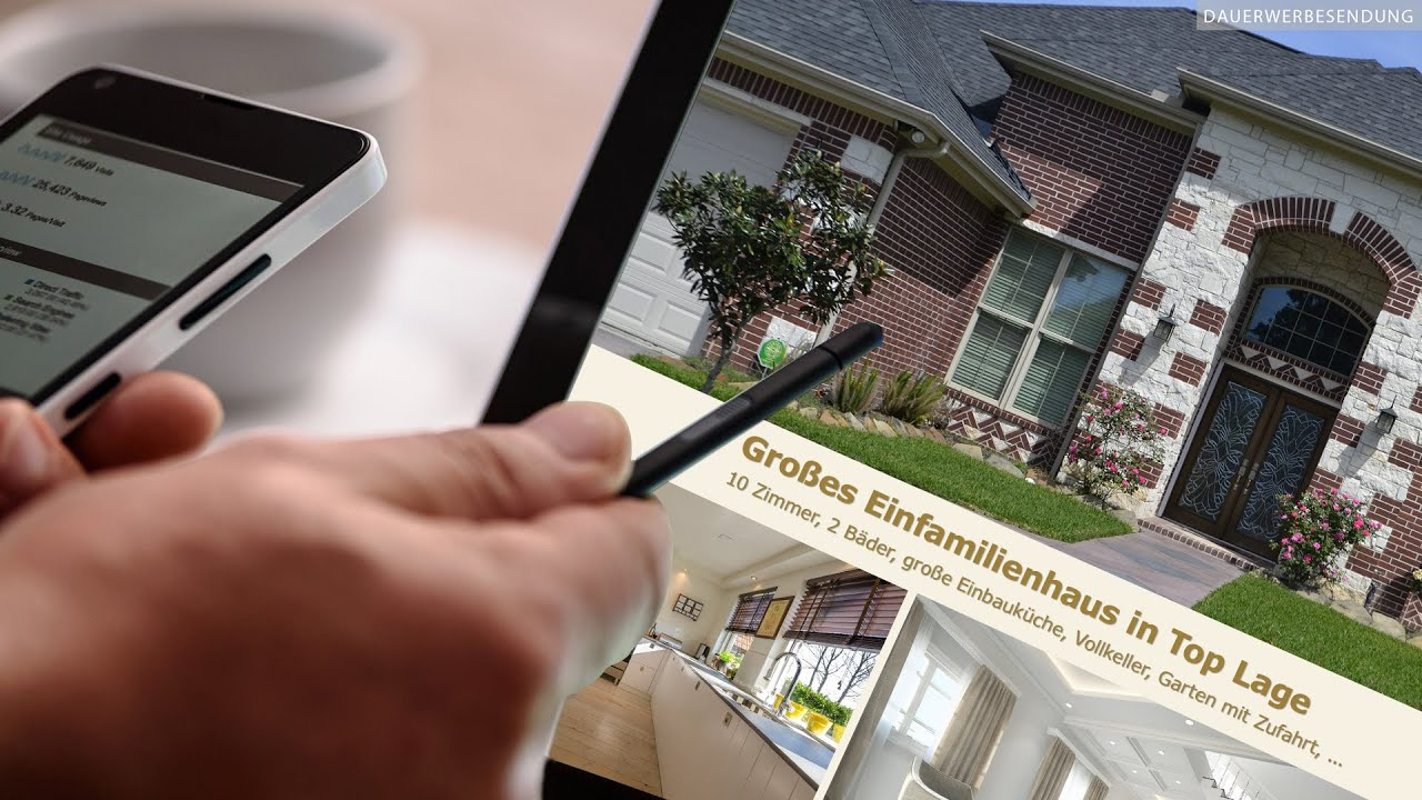 Immobilien vermarkten