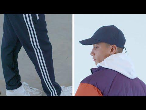 HOW TO Wattierte Jacke 7x anders stylen   ASOS Männer Tutorial