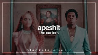 apeshit    the carters    traducida al español + lyrics