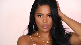 MY SUMMER TIME MAKEUP ROUTINE   MAKEUPSHAYLA