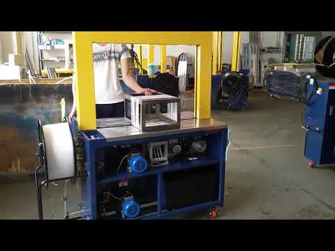 Fully Automatic Strapping achine