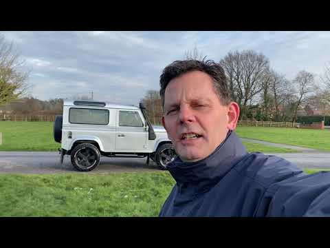 Landrover Defender 90 XS One Owner From New Video