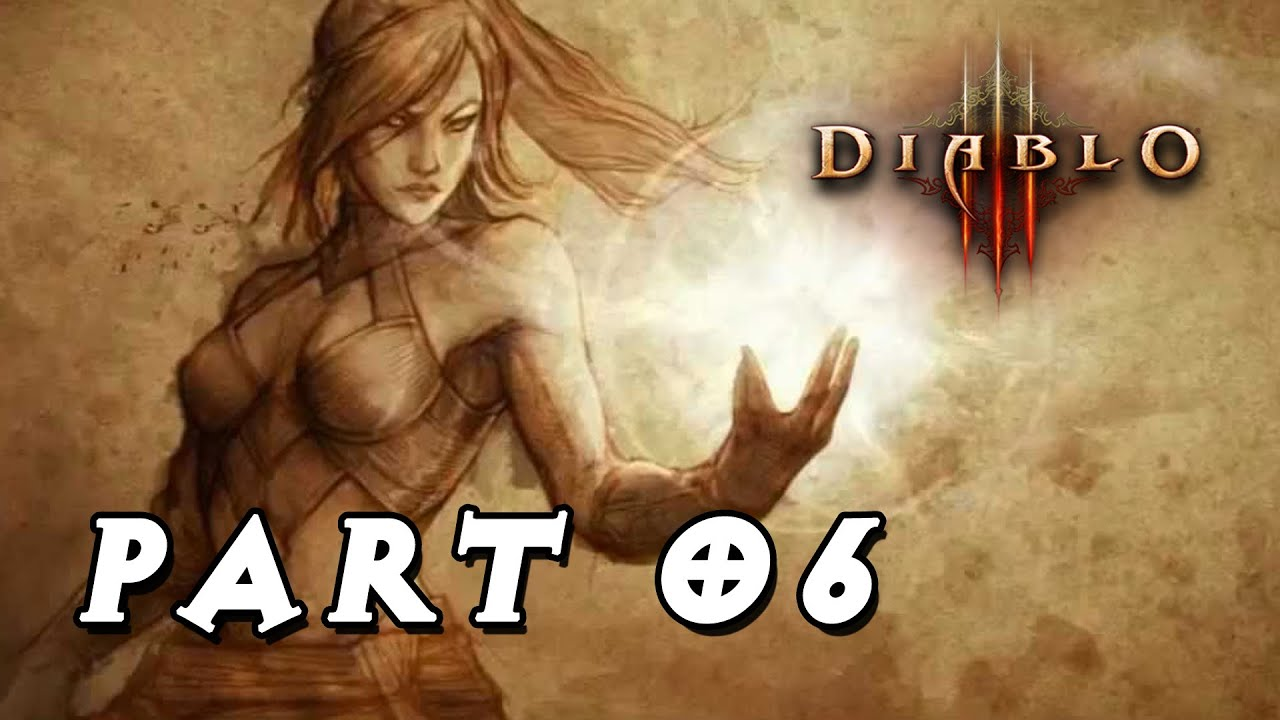 [Let's Play] Diablo 3: UEE – Part 06 – Wir spinnen