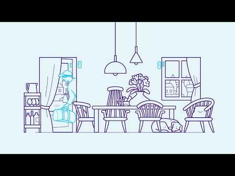 Samsung SmartThings | ADT Door And Window Detector