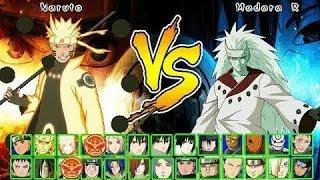 Los 7 Mejores Juegos De Naruto Para Sus Android Y Psp Free Online