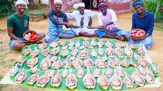 DRY FISH GRAVY | Karuvadu Kulambu | Traditional Karuvattu Kulambu | DryFish Village Food Recipe