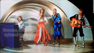 ABBA-Waterloo Eurovision 1974 Sweden (ENGLISH TRANSLATION)