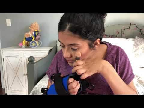 Make-up with a Disability | The Active Hands Company