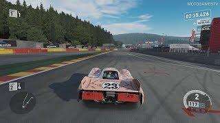 """Forza Motorsport 7 - 1971 Porsche #23 917/20 """"Pink Pig"""" Gameplay"""