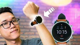 Đánh Giá Smartwatch Fossil GEN 4