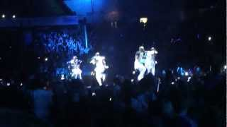 JLS you have been chosen! Take You Down(Live)