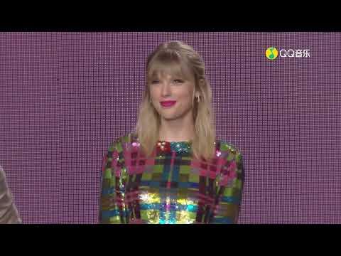 Taylor Swift: Lover Fan Meeting (Fan M&G) in Guangzhou, China (Full Show)