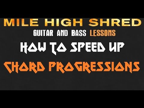 3 Steps to Fix Muted Guitar Chords | Mile High Shred