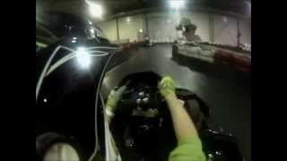 preview picture of video 'Kartfahren Kottingbrunn (GoPro Hero3)'