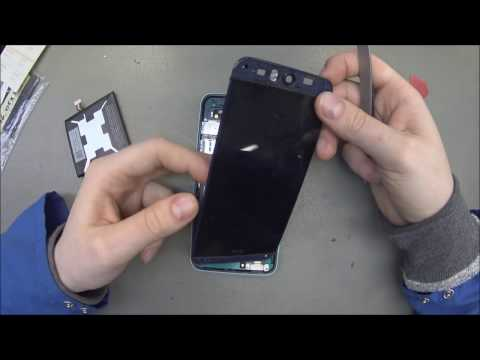 How To Htc opfh110 m910n Disassembly - смотреть онлайн на Hah Life