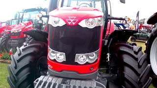 2018 Massey Ferguson 6715S Dyna-6 4.9 Litre 4-Cyl Diesel Tractor (150/175HP)