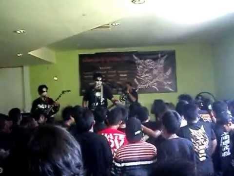 Liang Lahat - Zagan Live@Sound Of Militant#2 - SNA Studio Balikpapan