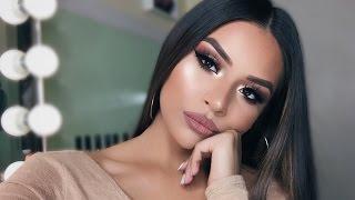 Bronzed Goddess Makeup Tutorial | Sarahy Delarosa - Video Youtube