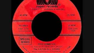 Latin All Stars (The) - Oye Como Va