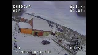 Drone Flight Direct FPV Feed #4