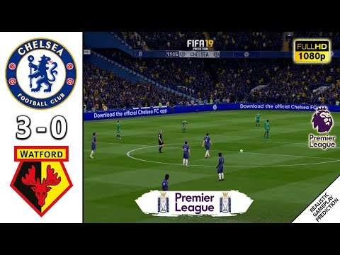 Chelsea vs Watford 3-0 | All Goals & Highlights | Premier League 2018
