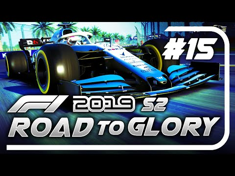 WE'RE 5 SECONDS OFF THE PACE! - F1 2019 Road to Glory Career - S2 Part 15