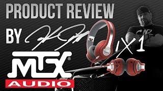 MTX iX1 Headphones Review