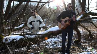 Nasty Puppies in da woods - This is my game (acoustic)