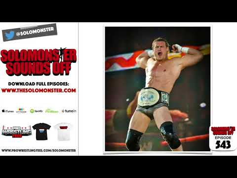 Should Dolph Ziggler Wrestle For NXT