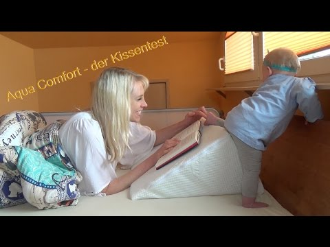 #240 - Keilkissen von Aqua Comfort im Test 😴 www.elischebas-beautyblog.de