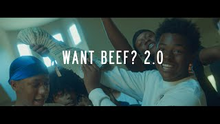 """YSN Flow - """"Want Beef? 2.0"""" (Official Music Video)"""