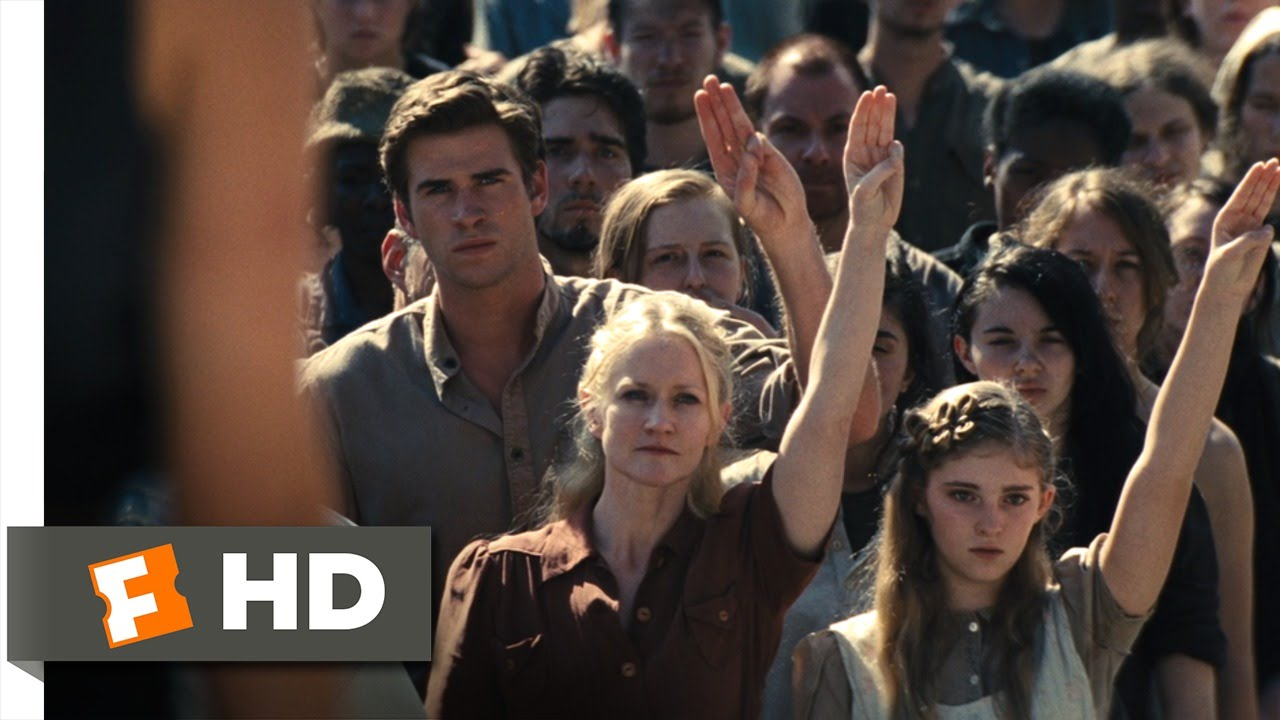 The Hunger Games: Catching Fire (3/12) Movie CLIP – The Tributes are Taken (2013) HD