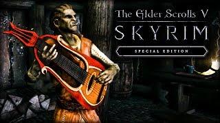Skyrim с модами #73 - Очень странный орк