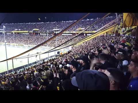 """""""Hinchada Peñarol vs Belgrano // Amistoso Internacional 2020 // Campeón del Siglo"""" Barra: Barra Amsterdam • Club: Peñarol"""