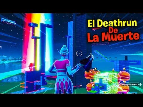 El DEATHRUN DE LA MUERTE ENFIN DISPONIBLE !!!