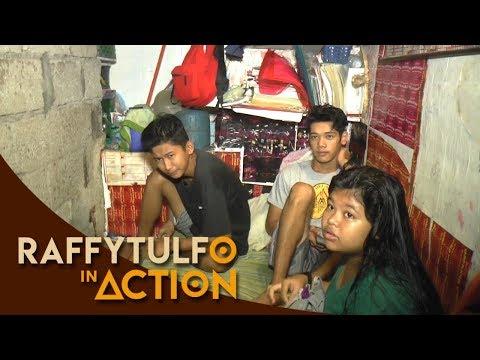 [Raffy Tulfo in Action]  MGA BATANG INABANDONA NG KANILANG AMA AT NANLILIMOS NA LANG NG PAGKAIN, SINALBA NI IDOL!