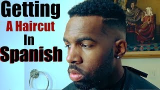Barber Terms In Spanish   Getting A Haircut In A Spanish Speaking Country