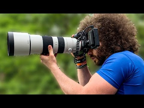 External Review Video 2V8xixshHLM for Sony FE 200-600mm F5.6-6.3 G OSS Lens (SEL200600G)