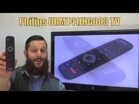 PHILIPS URMT41JHG003 TV Remote Control