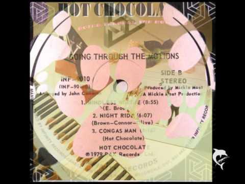 HOT CHOCOLATE - NIGHT RIDE - 1979